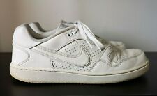 Nike 4 Youth EUC 36 Son of Force Low White Leather Shoes