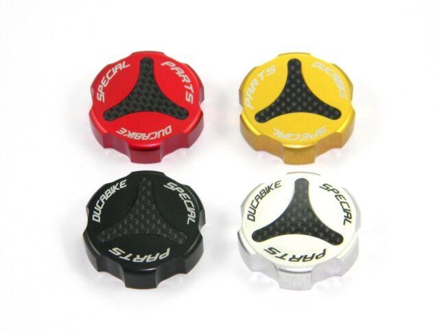 DUCABIKE REAR FLUID TANK CAP for ducati SCRAMBLER  many color OPTION  all models