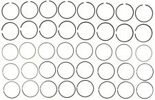 MAHLE Original Engine Piston Ring Set 42084CP.020; Moly-Faced Standard Fit