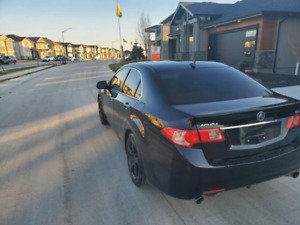 FAST 2012 ACURA TSX, SAFETIED LOADED WITH LEATHER