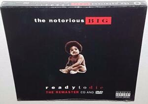 THE-NOTORIOUS-BIG-READY-TO-DIE-REMASTERED-BRAND-NEW-SEALED-CD-DVD-B-I-G