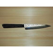 """2ND Shun Fuji 6"""" Serrated Utility Knife SGE0722 SGE 0722 Kochmesser Kai Japan"""