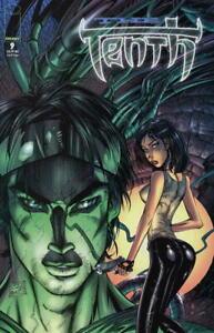 TENTH #9, NM-, Tony Daniel, Image Comics, 1997 1998, Monster, more in store