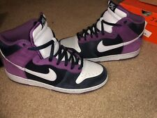 huge discount 3da32 c315e Nike Dunk High Pro SB Obsidian/platinum Un Heavens Gate 2009 ...