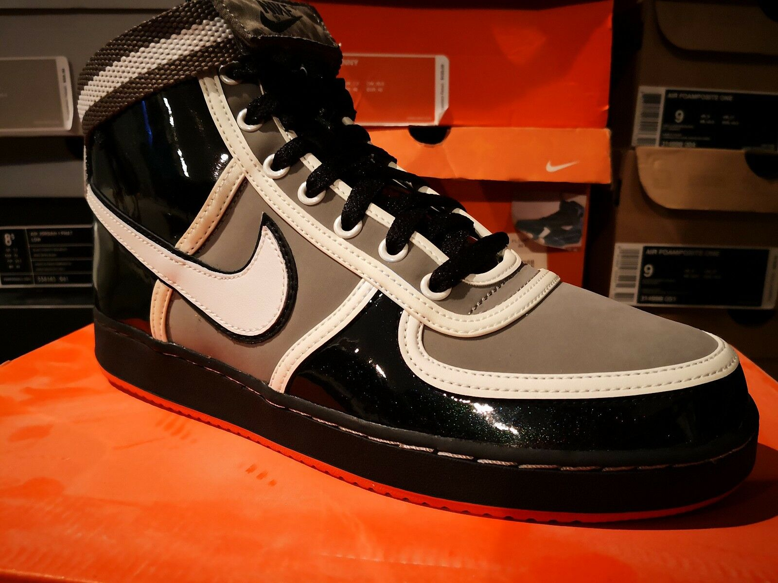 Nike vandal hi - smoking oberste presto aus weißen nrg air max sb