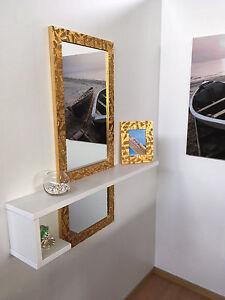 Mobile Moderno Ingresso Design Con Specchio E Consolle Entrata Anche