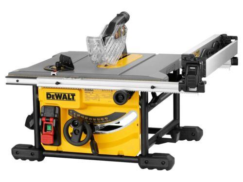 DeWalt DWE7485LXDE7400 110V 210mm Table Scie avec Socle Set
