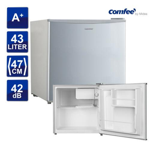 Kühlschrank comfee KB5047 si Mini KÜHLBOX MIT EISFACH EEK 43 L silber A