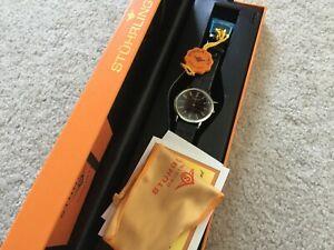 New-Stuhrling-Original-Swiss-Quartz-Men-039-s-Watch