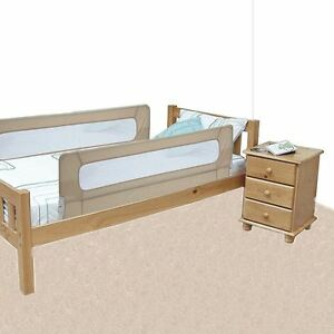Image Is Loading Safetots Extra Wide Double Sided Mesh Kids Bed
