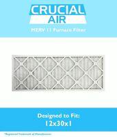 12x30x1 Merv 11 Allergen Air Furnace Filter
