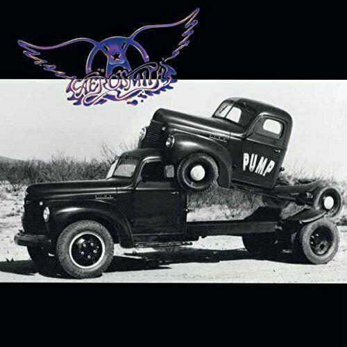 Aerosmith   Pump  New & Sealed  Vinyl   180 Gram   + mp3 download