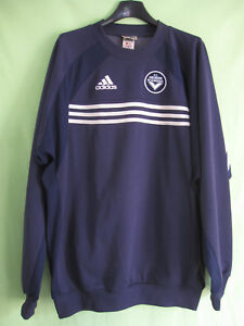 wholesale sales uk availability discount Détails sur Sweat Adidas Vintage Girondins de Bordeaux Vintage Jersey  Marine - 174 / M