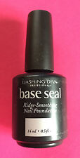 Dashing Diva Professional Base Seal 14ml Ridge Filler/Nail Strengthener