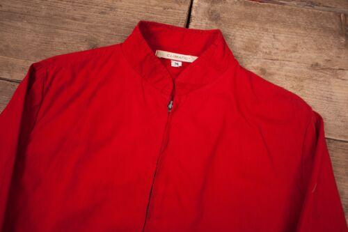 Jacket Climatic Vintage 70s Scouting Mens Medium Lightning 40 Zip fzZRqaa