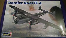 Revell 1/48 Dornier Do217E-4 Luftwaffe Bomber WWII Kit #85-552600100