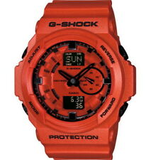 Casio GA150A-4A Orange G-Shock Men's Watch