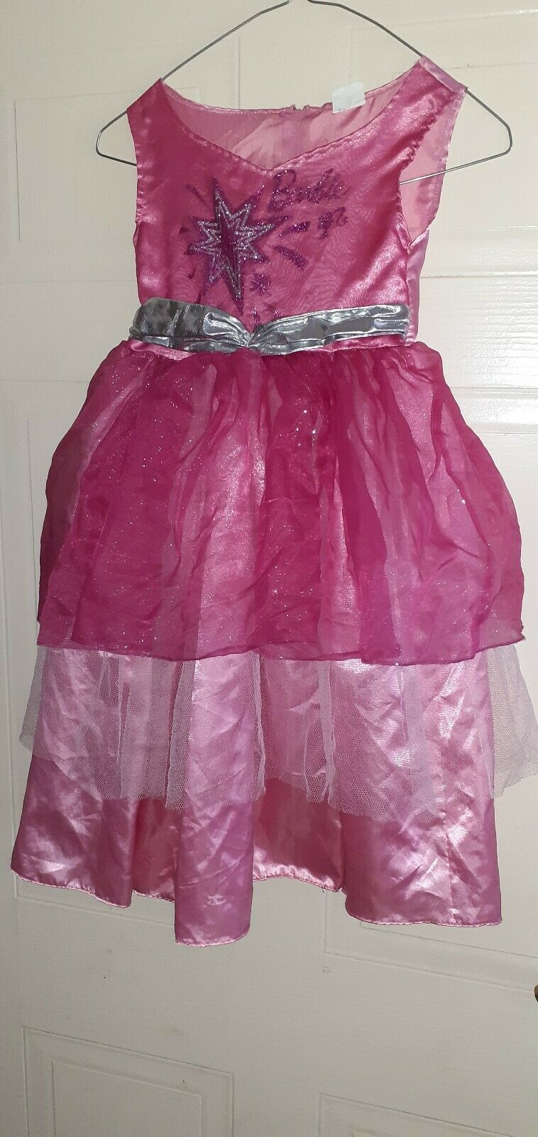 Barbie Girl Fancy Dress Costume 3-5 Years