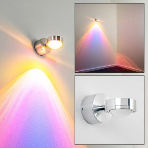 LED Wandleuchten Harare Up /& Down Strahler Wohn Schlaf Zimmer Lampen Flur Büro