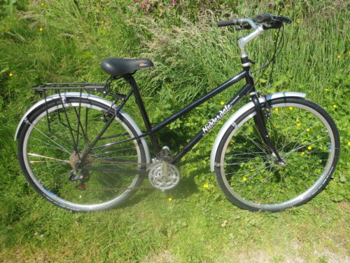 TRADITIONAL LADIES STEEL TOURING FRAME ONLY RETRO VINTAGE 700c WHEEL NEW