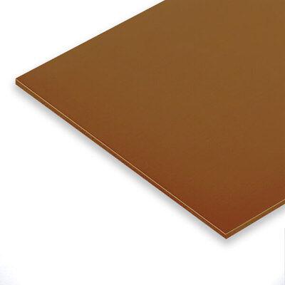 Bronze Blech 1,5mm CuSn6 Bronzeblech Bronzeplatte Platte Bronze-Blech Bronze