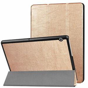 Book-Cover-Per-Huawei-Mediapad-T3-10-9-6-Lanciare-Custodia-Slim-Protettiva-Case