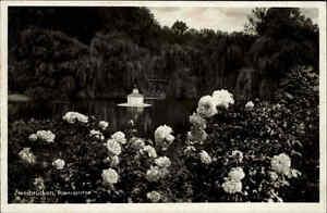 Zweibruecken-Rheinland-Pfalz-s-w-Feldpostkarte-1939-gelaufen-im-Rosengarten