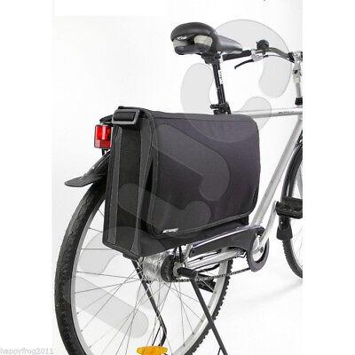 Go!travel Cycling Bike Bicycle Rear Back Pannier Laptop File Bag Rain Dust Black Zu Den Ersten äHnlichen Produkten ZäHlen