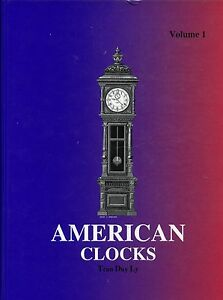 Antique-American-Clocks-Identification-Makers-Models-Dates-Book-Values