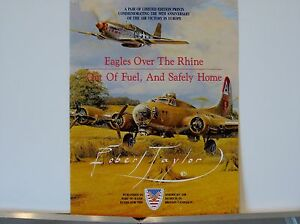 Eagles-Over-The-Rhine-Robert-Taylor-Multi-Page-Advertising-Brochure