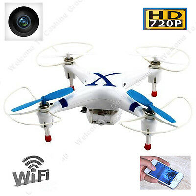 CX-30 CX-30W Cheerson RC Quadcopter 2.4G Camera iPhone WiFi Transmission Control