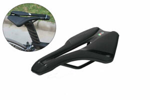 TOSEEK MTB Road Racing Bike Saddle TT Triathlon Bike Cushion Seat Ultralight US
