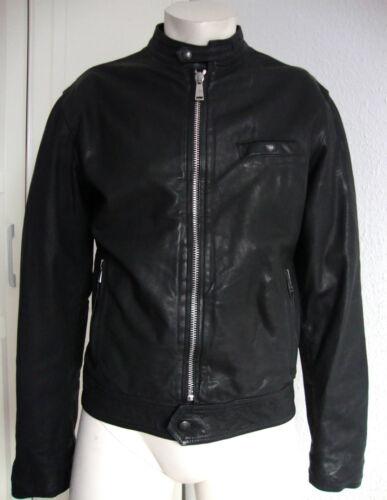 Mit Neu Lederjacke Mankind s Leather Biker All For 7 Etiket Herren Jacket Gr Zx1WOPT
