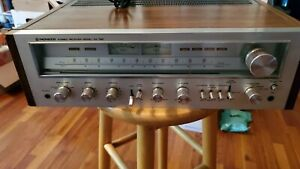 PIONEER-SX-750-STEREO-RECEIVER-GOOD-WORKING-CONDITION