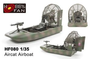 Hobby-Fan-1-35-HF-080-Aircat-Airboat-Vietnam-War