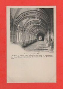 France-Abbaye-de-LA-CHAISE-DIEU-Les-cloitres-K881