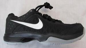 Nike 4 Junior Black Court Youth Air Shoes Cage Sz Tennis Silver 1wZrFa1Wfq