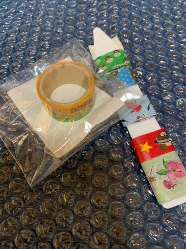 Animal Crossing Masking Tape Happy Home Designer Bonus Limited Not For Sale
