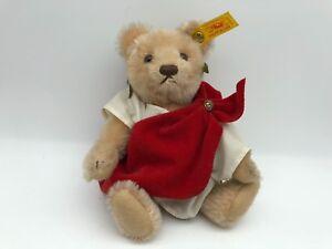 ??????? 650628 Titus Julius Saturninus 23 Cm Top Zustand Dinge FüR Die Menschen Bequem Machen Herzhaft Steiff Tier Teddy Bär???????