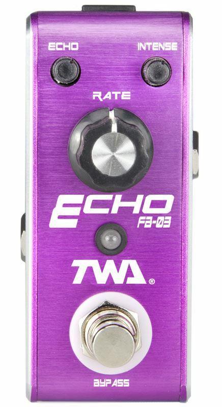 TWA Fly Boys FB-03 Echo pedal