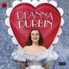 The Essential Recordings * by Deanna Durbin (CD, Apr-2016, 2 Discs, Primo)