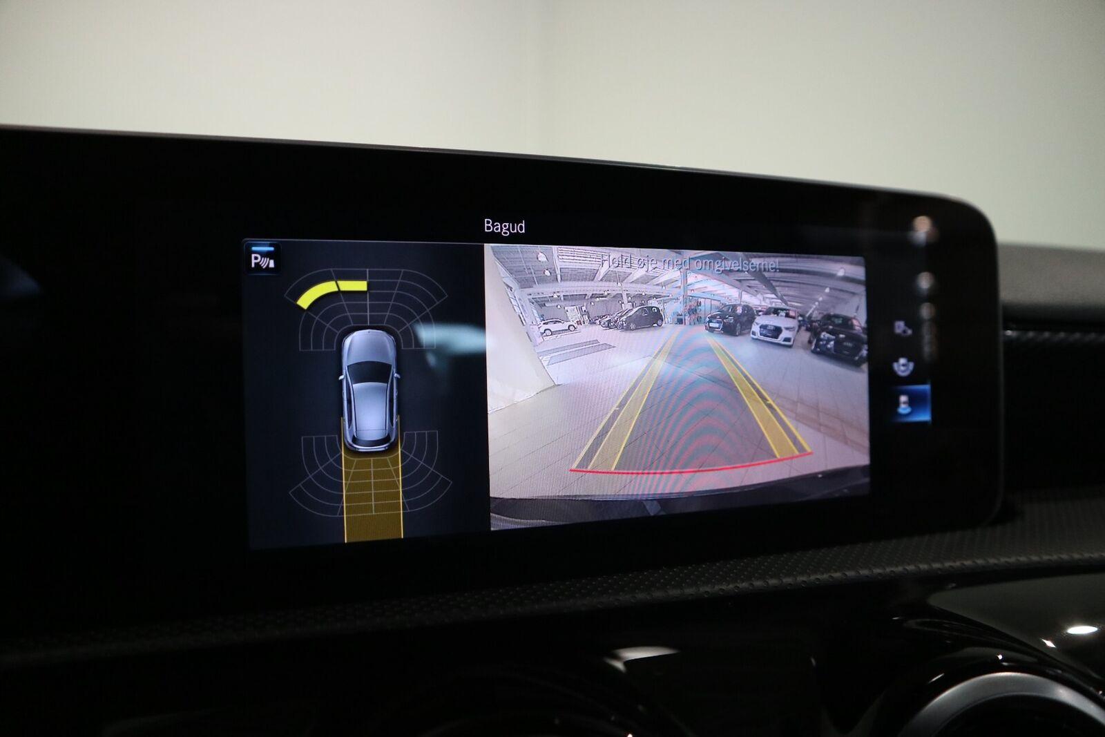 Mercedes A200 1,3 Progressive Advantage aut. - billede 8