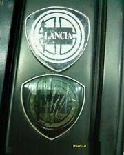 Lancia delta 4 wd hf integrale 8-16v evo 1-2 badge stemma logo montanti 38x38