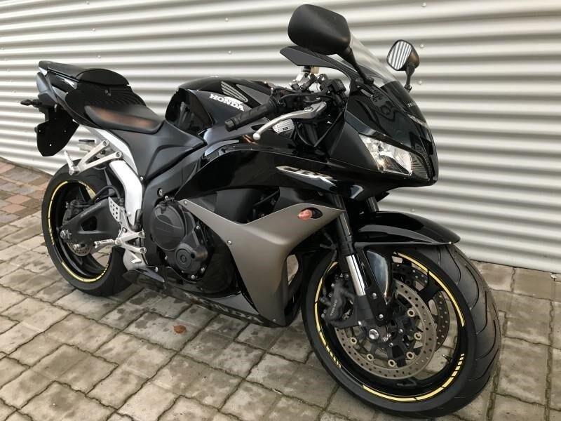 Honda, CBR 600 RR, 599