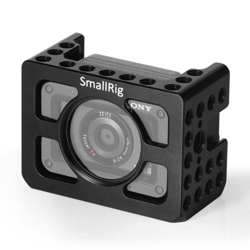 Cámara Digital SmallRig Jaula Con Arri agujero para Sony RX0 para 198 II CVS2344 Cg