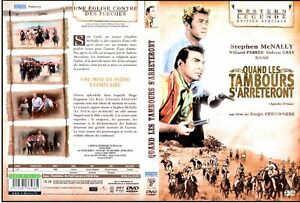 DVD-Quand-Les-Tambours-s-039-arreteront-Stephen-McNally-Western-lt-LivSF-gt