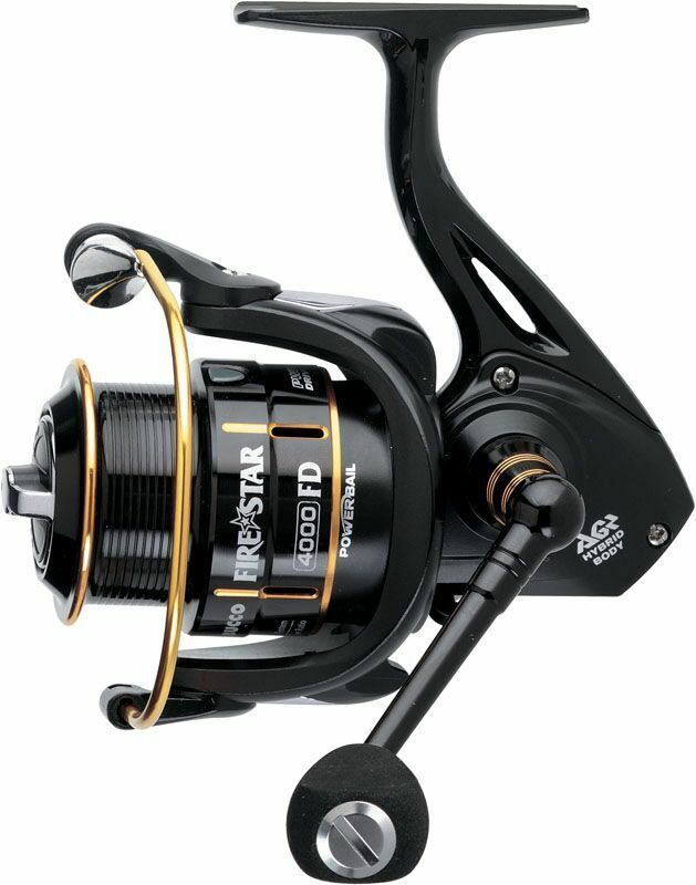 Fishing  reel TRABUCCO FIRESTAR FD 3000 4000 9+1BB Spinning Reel  various sizes