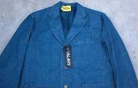 Galaxy - Mens Jean Jacket - Size -xl. Tag No. 522w