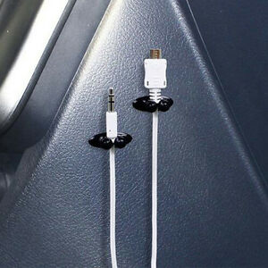 8Pcs-Car-Headphone-USB-Cables-Clips-Charger-Line-Holder-Organizer-Accessories