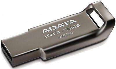 ADATA UV131 32GB 32G USB3.0 FLASH DRIVE NEW LIFETIME WARRANTY